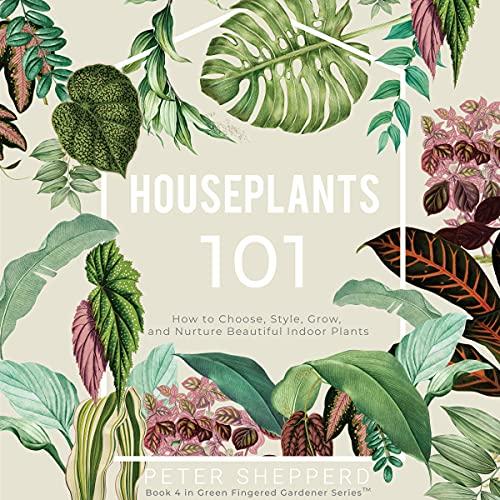 Houseplants 101 cover art