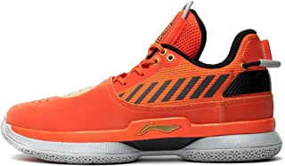 LI-NING Wow 7 Series Wade Men Professional Basketball Shoes Male Classic Wearable Cushioning Sports Sneakers ABAN079