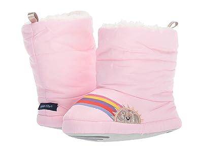 Stride Rite Ruby Lighted Rainbow Duvet (Toddler/Little Kid) (Pink) Girl