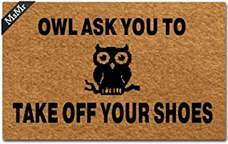 Best owl ask you to take off your shoes Reviews