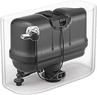 Pressure Assist Flushing System, Plastic