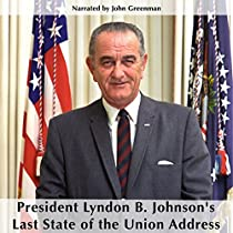"""a discussion of the greatness of us president lyndon b johnson Introduction: in the 1960 campaign, lyndon b johnson was elected vice president as john f kennedy's running mate on november 22, 1963, when kennedy was assassinated, johnson was sworn in as the 36th united states president, with a vision to build """"a great society"""" for the american people."""