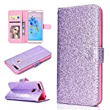 for Huawei Y6 2018 Case Glitter, Huawei Honor 7A Case,