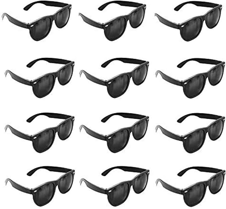 Sale item Plastic Black Super intense SALE Vintage Retro Style for Eyewear Sunglasses Shades