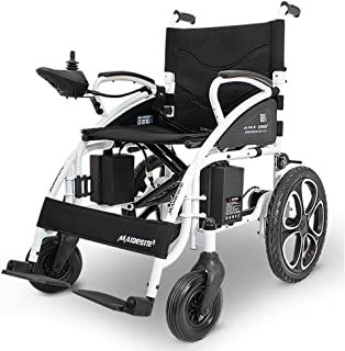 OSL Silla de ruedas eléctrica Sillas de ruedas eléctricas ligeras plegables ghk OSL