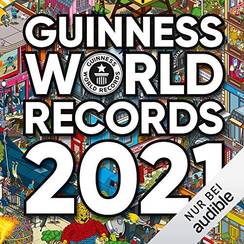 Guinness World Records 2021 Titelbild