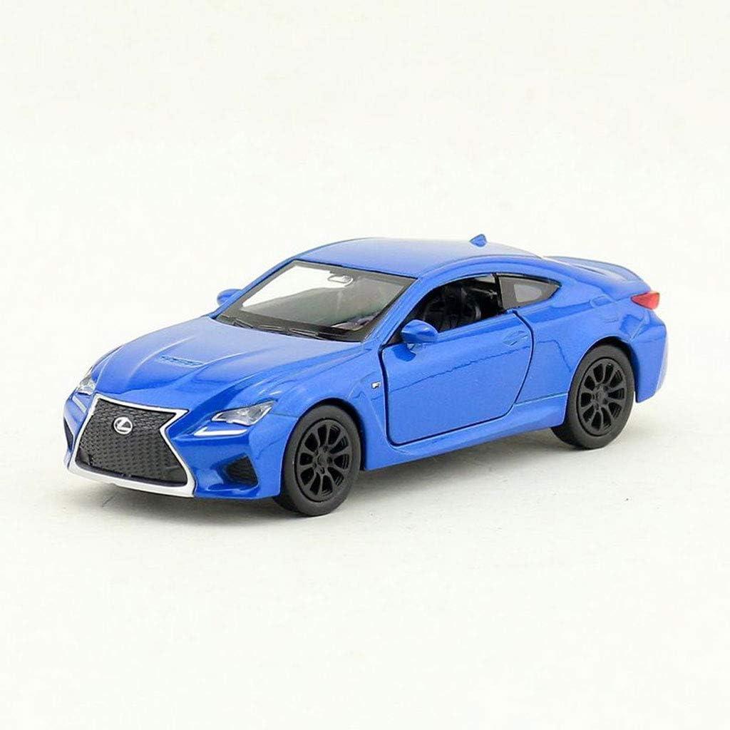 GAOQUN-TOY Popular product Lexus RC F Car Alloy Outlet sale feature Children's Model 1:36 Toys P