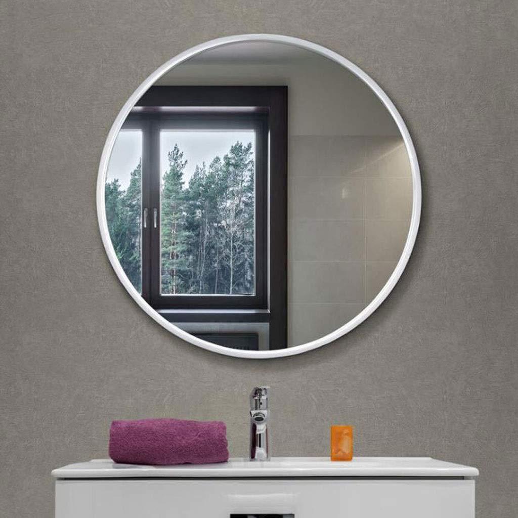 POLKMN Miroir Miroir de Salle de Bains Mural Grand Miroir de