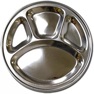 Best stainless steel dinner plates india Reviews