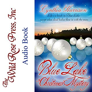 Blue Lake Christmas Mystery     Blue Lake Series              By:                                                                                                                                 Cynthia Harrison                               Narrated by:                                                                                                                                 Brandy Morgan                      Length: 5 hrs and 6 mins     1 rating     Overall 2.0