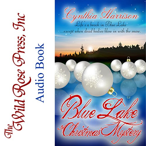 Blue Lake Christmas Mystery cover art