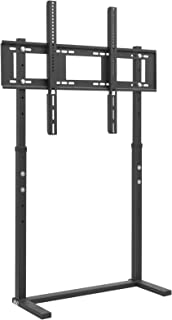 """UNHO Floor TV Stand with Bracket, Free Standing TV Trolley Height Adjustable TV Bracket Stand for 32""""-100"""" Flat Panel LED ..."""