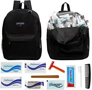 toiletry bags for homeless