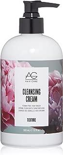 AG Hair Texture Cleansing Cream Foam-Free Hair Wash