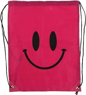 IPOTCH Drawstring Swimming Bag Beach Sports Gym Yoga Dance Backpack Shoes Bag Sackpack