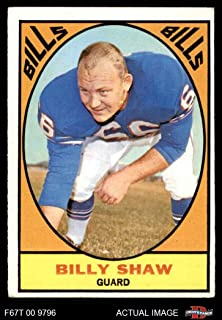 Best billy shaw football cards Reviews