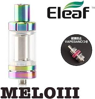 【Eleaf】 MELO 3 mini アトマイザー Dazzling ( iStick PICO 純正アトマイザー ) 2ml タンク 電子タバコ VAPE ガラス タンク