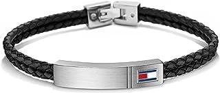 Tommy Hilfiger Jewelry Men No Metal Strand Bracelet - 2701010