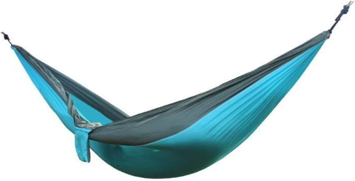 LSXLSD Nylon Double Person Hammock Adult Outdoor Camping NEW High quality new before selling Backpac