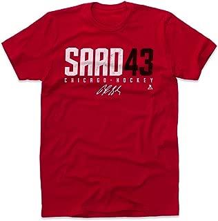 500 LEVEL Brandon Saad Shirt - Chicago Hockey Men's Apparel - Brandon Saad Saad43