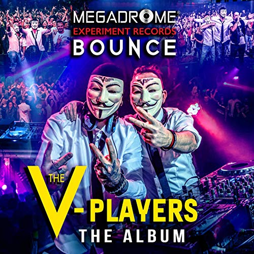 The V Players Non Stop Mix (Continuous Mix) [Explicit]