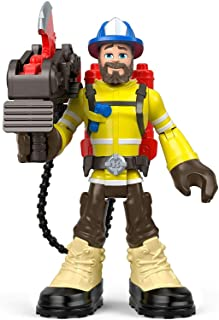 Rescue Heroes Forrest Fuego 15cm Figure with Accessories