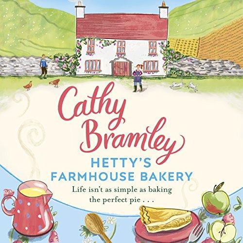 Hetty's Farmhouse Bakery cover art