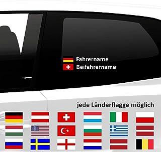 Suchergebnis auf Amazon de für: Rallye Aufkleber: Auto