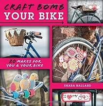 F&W Media David and Charles Books, Craft Bomb Your Bike