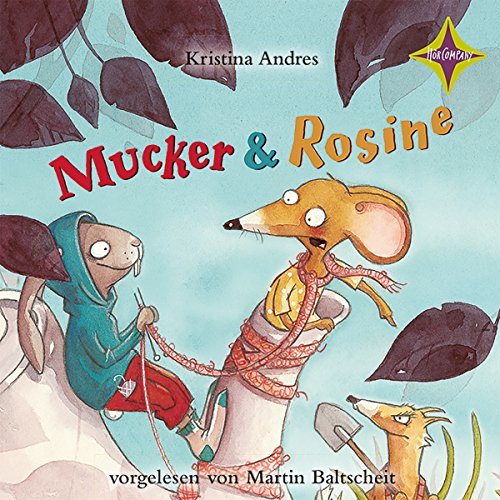 Mucker & Rosine cover art