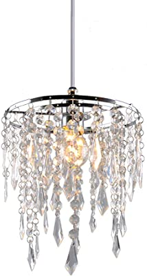 Round Glass Droplet Chandelier Look 4 Less and Steals and