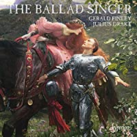 The Ballad Singer by Gerald Finley (2011-06-14)