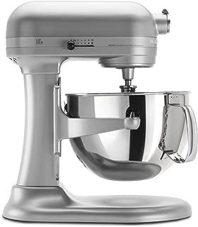 KitchenAid 凯膳怡 KP26M1XNP 6 Qt. 专业600系列 碗式升降式搅拌机 - 珍珠色 需配变压器