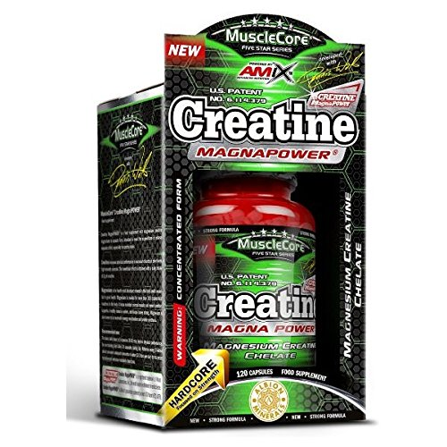 Amix Creatine Magnapower 120 Caps 0.2 200 g