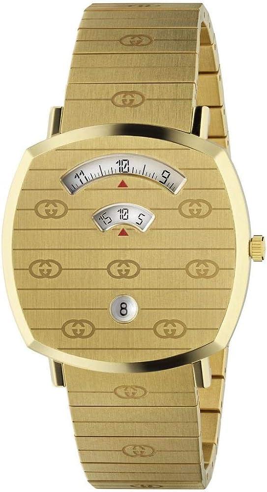 Gucci grip gucci orologio in oro YA157409