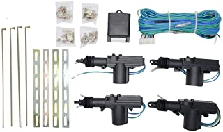$32 » Sponsored Ad - MACHSWON 4 Doors Central Lock Locking System Remote Auto Car Keyless Entry Kit with Actuator