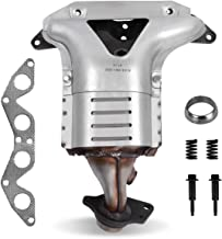 YITAMOTOR Catalytic Converter for 2001, 2002, 2003, 2004 & 2005 Honda Civic 1.7L with Exhaust Manifold (EPA Compliant)