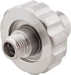 Atomic Stainless Steel Yoke to DIN Conversion Kit