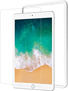 NIMASO【ガイド枠付き】iPad 9.7 5/6世代用 ガラスフィルム iPad Air2 / Air (2013) / iPad Pro 9.7 対応 保護 フイルム NTB16B01