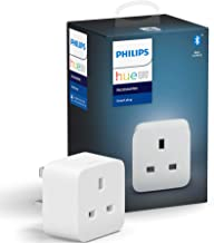 Philips Hue Smart Plug with Bluetooth, Works with Alexa and Google Assistant