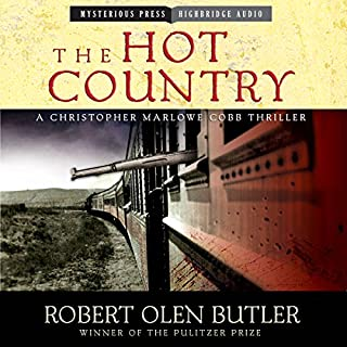 The Hot Country audiobook cover art