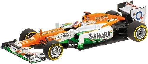 Force India Mercedes VJM05 No.11 Paul di Resta Formula 1 2012