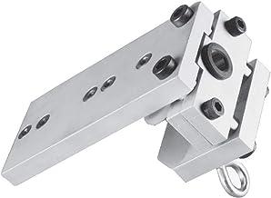 Boorband/boorhulp van aluminium voor sokkel-hoogteverstelling (diameter Ø 14 mm hoogte 52-70 mm)
