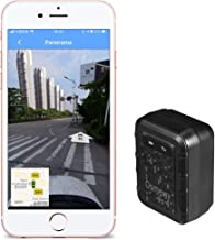 Osmewy Car GPS Tracker Vehicle Magnetic Truck Tracking Device 4600mAh GPS Locator Anti-dismantling Alarm Real Time - Anti-... photo