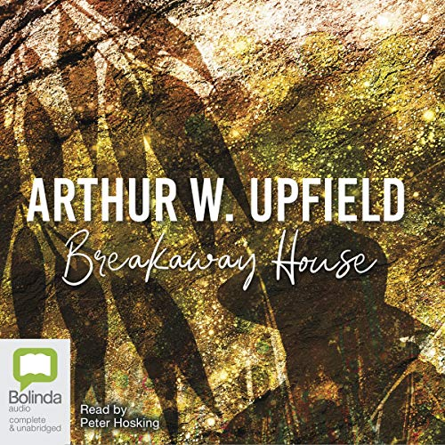 Breakaway House audiobook cover art