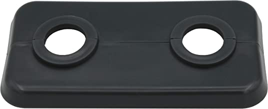 22 mm 28 mm Polypropyl/ène blanc couvercle pour tuyaux de chauffage 15 mm 18 mm Lot de 2 rosaces individuelles pour tuyaux de chauffage 35 mm chauffage 12 mm
