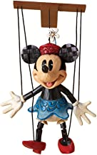 Enesco Disney Traditions Designed by Jim Shore Marionette Minnie Mouse Figurine 7.25 in