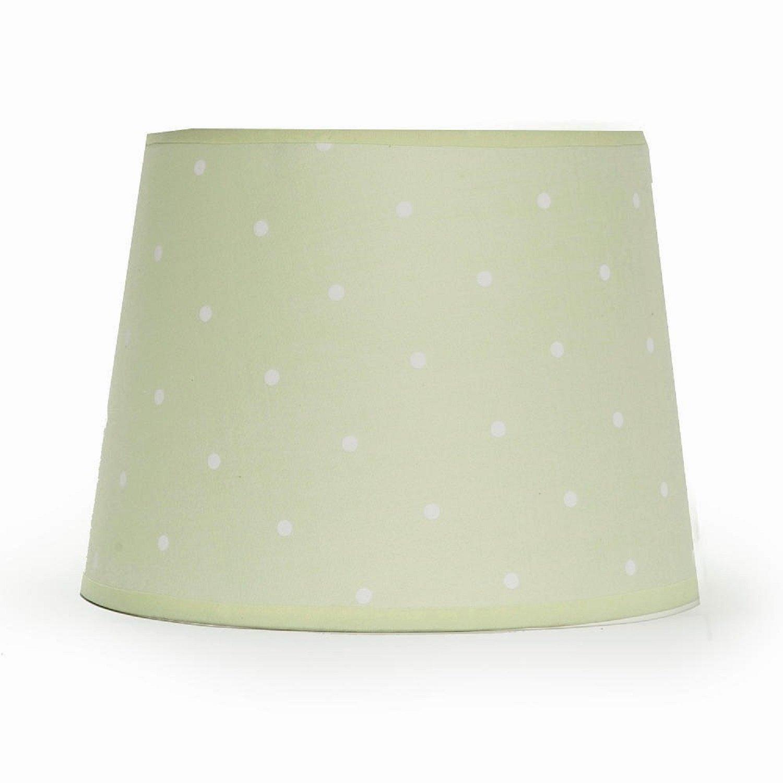 Koala Baby Polka Dot Boy 5 popular New popularity Nursery Green Shade Lamp