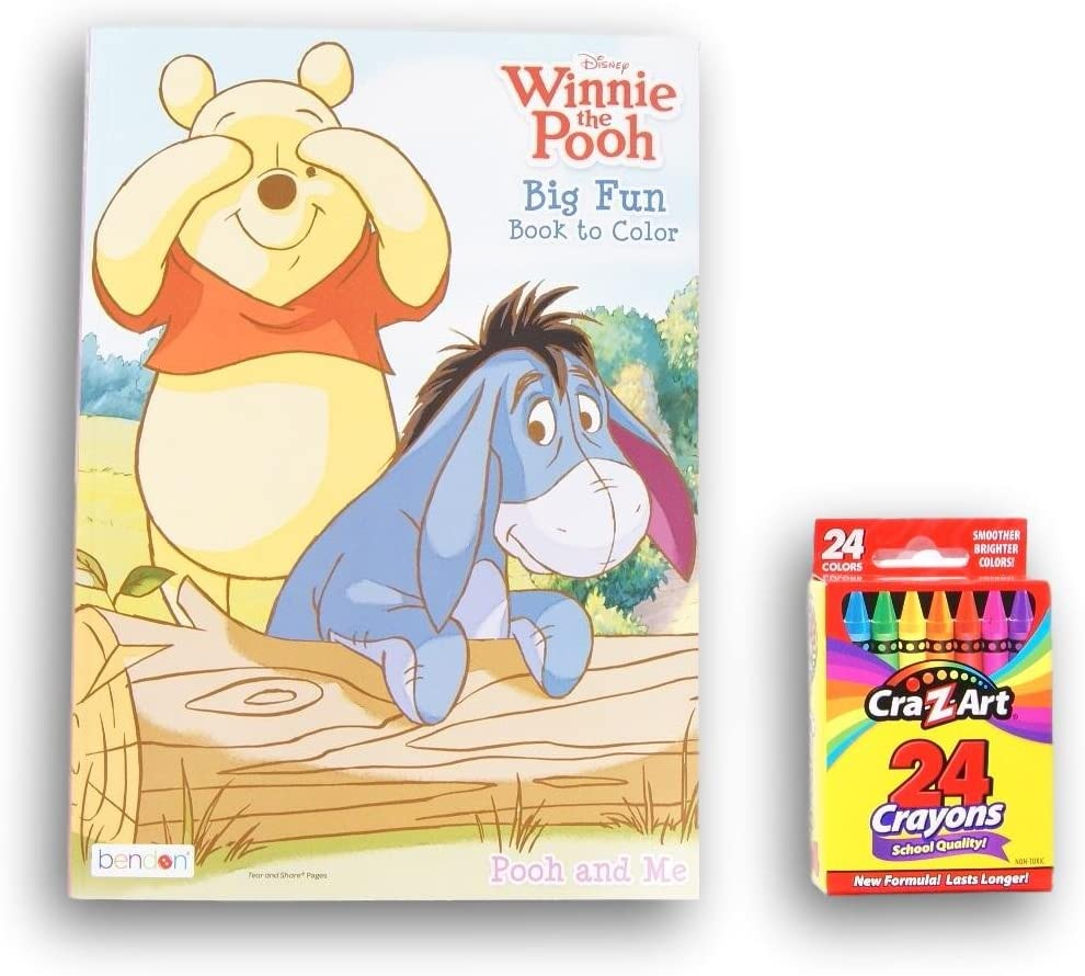 The Best Eeyore Pictures To Color