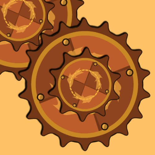 Steampunk Idle Spinner: incremental idle tycoon game with cogs, machines and mad science